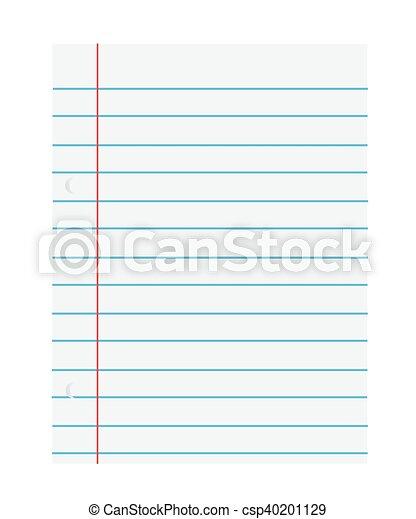 Notebook paper - csp40201129