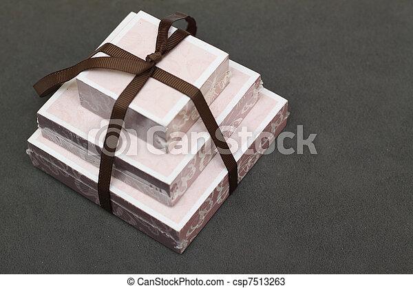 notelet gift - csp7513263