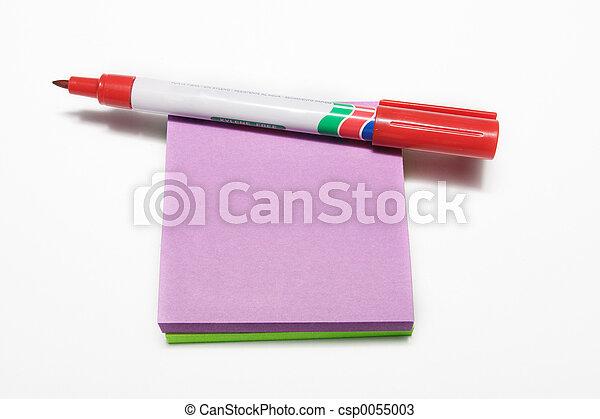notepad #1 - csp0055003