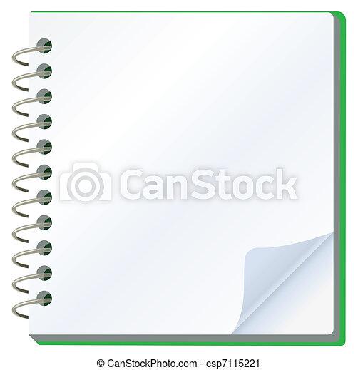 notepad - csp7115221