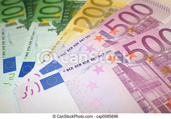 notes, euro - csp0085696
