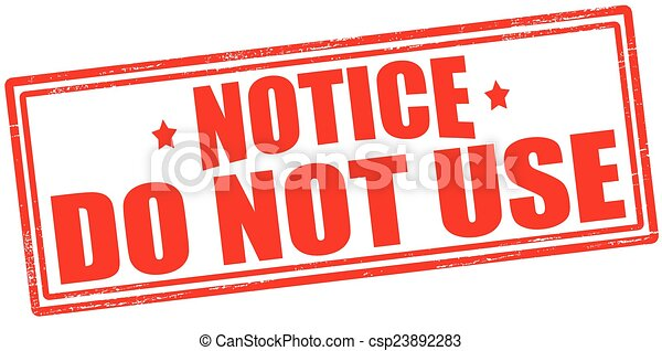 notice do not use rubber stamp with text notice do not use inside rh canstockphoto ie USA Clip Art History Clip Art
