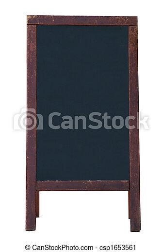 Noticeboard with Copy Space - csp1653561
