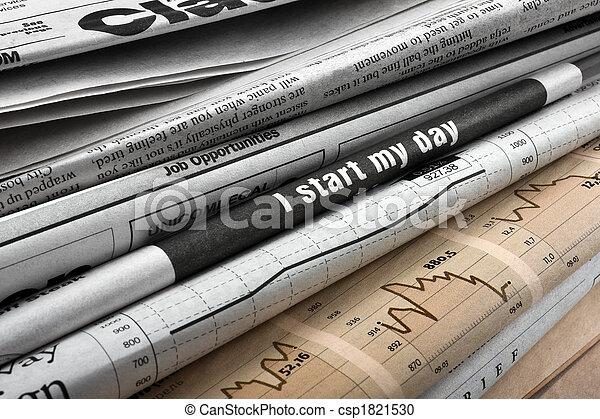noticias, crisis - csp1821530