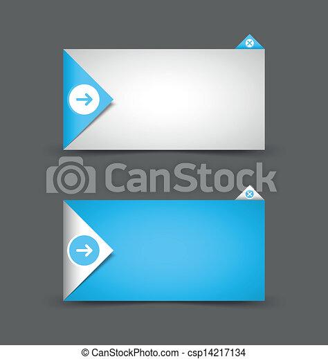 notificação, janela, modelo - csp14217134