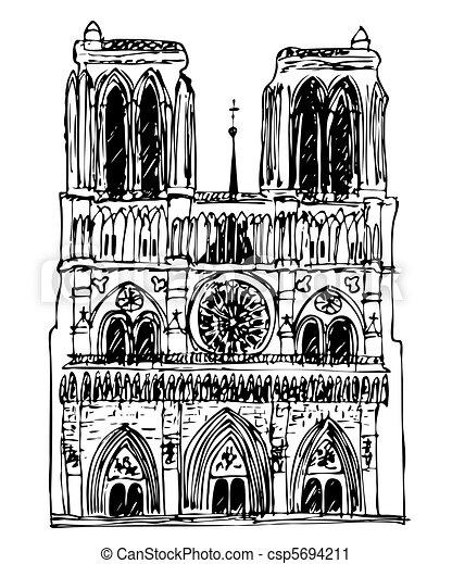 Notre Basilika Vektor Dame Basilika Finest Kirche Ihm