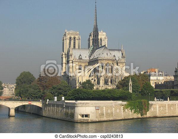 Notre Dame - csp0243813