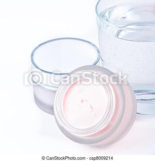 nourishing creams - csp8009214