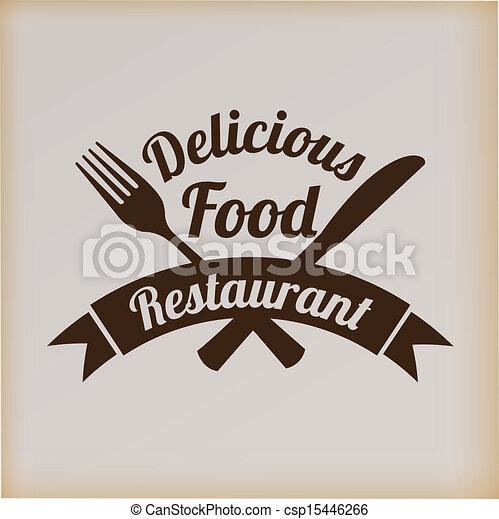 nourriture, délicieux - csp15446266