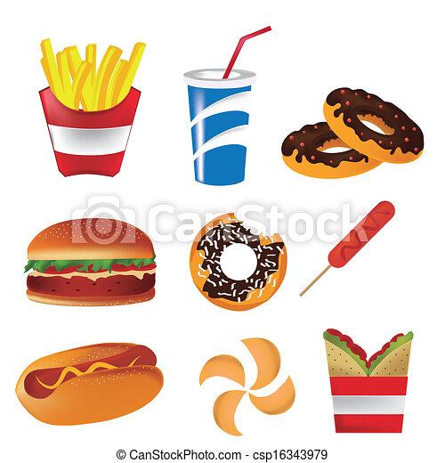 nourriture, jeûne - csp16343979