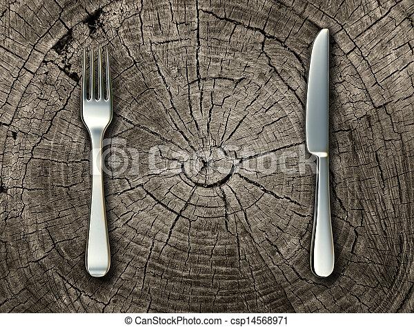 nourriture, naturel - csp14568971