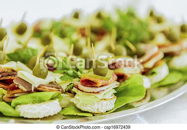 nourriture - csp16972439