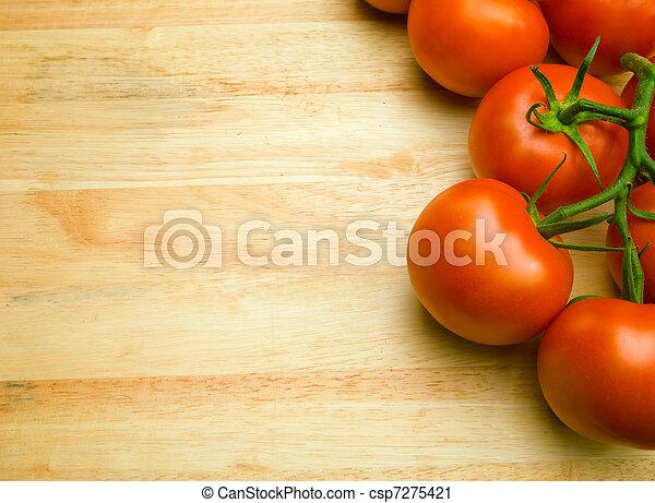 nourriture, résumé, fond - csp7275421