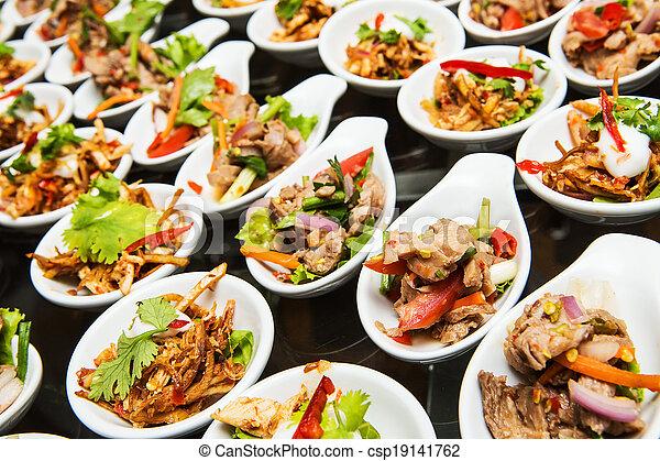 Bien-aimé Image de nourriture, vendange, restauration, luxe, réception  MD72
