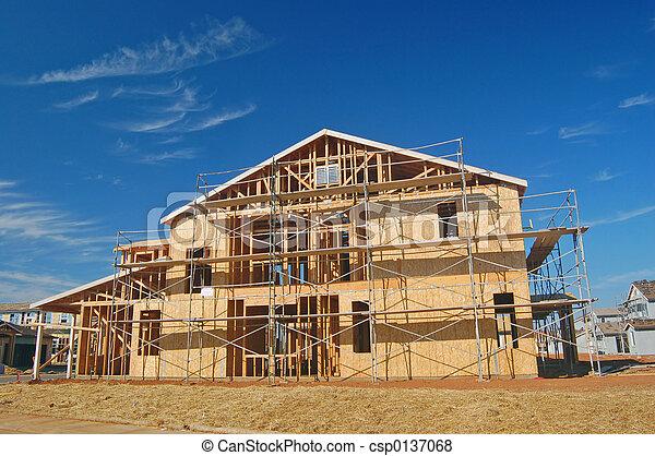 nouveau, construction - csp0137068