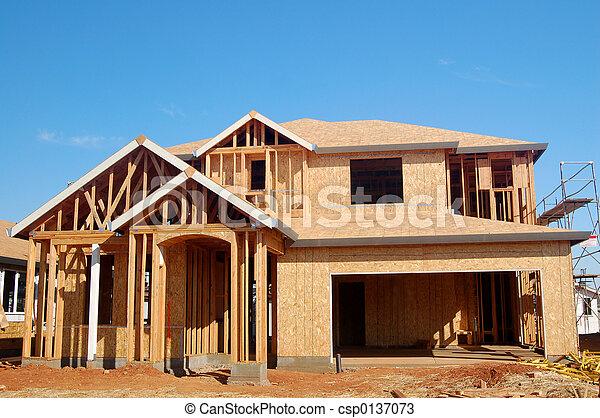 nouveau, construction - csp0137073
