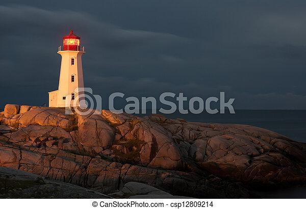 Nova Scotia - csp12809214