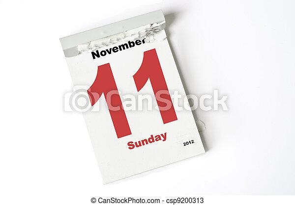 november, 11., 2012 - csp9200313