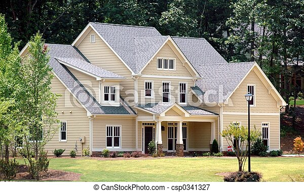 novo, venda, lar - csp0341327
