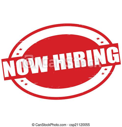 Now hiring - csp21120055