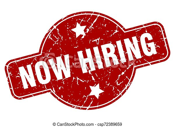 now hiring - csp72389659