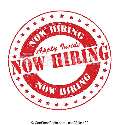 Now hiring - csp22104492