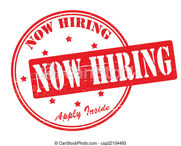 Now hiring - csp22104493
