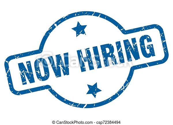 now hiring - csp72384494