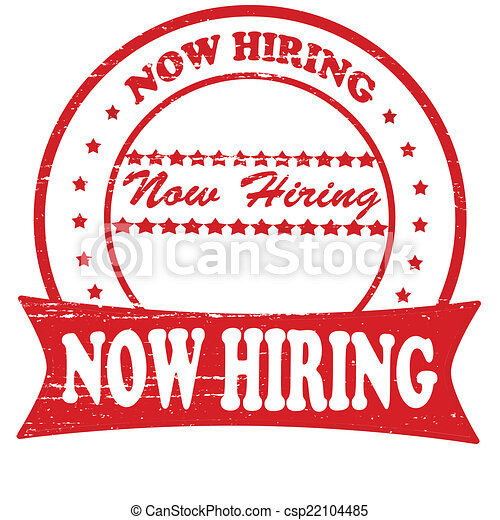 Now hiring - csp22104485