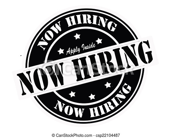 Now hiring - csp22104487