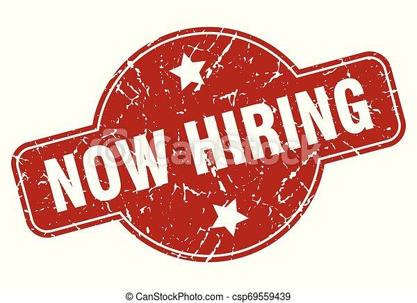 now hiring - csp69559439