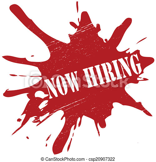 Now hiring - csp20907322