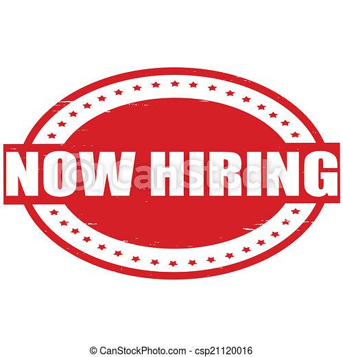 Now hiring - csp21120016