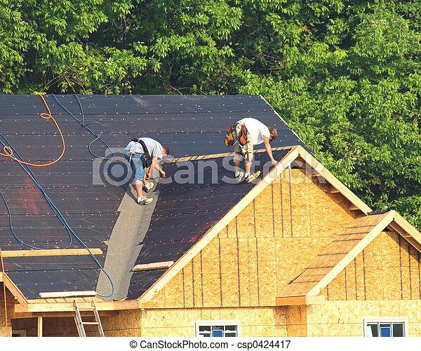 nowe domy - csp0424417