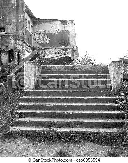 Nowhere Stairs - csp0056594