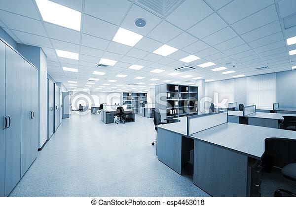 nowoczesny, biuro - csp4453018