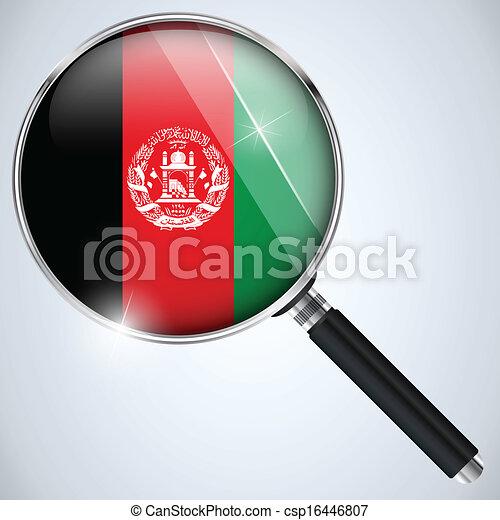 NSA USA Government Spy Program Country Afghanistan - csp16446807