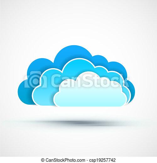 nuage - csp19257742