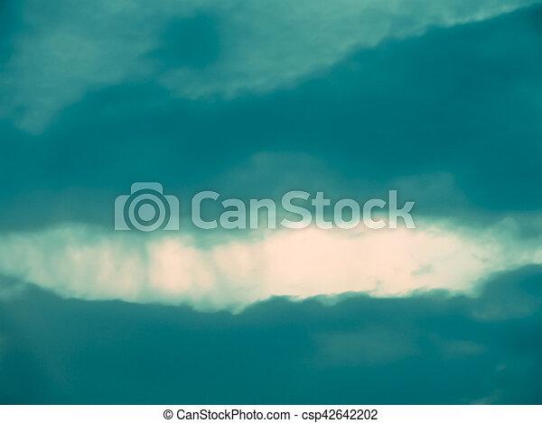 nuages - csp42642202