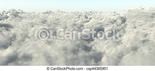 nuages - csp44365901