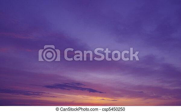 nuages - csp5450250