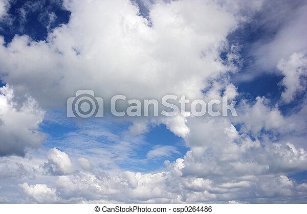 nuages - csp0264486