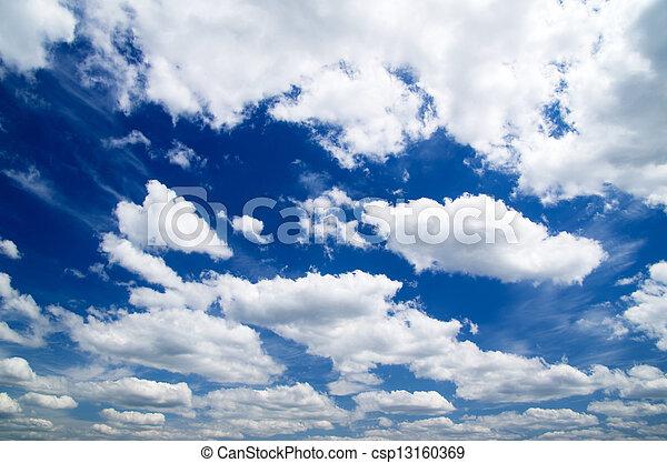 nuages - csp13160369