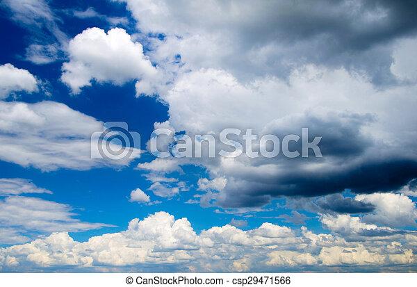 nuages - csp29471566