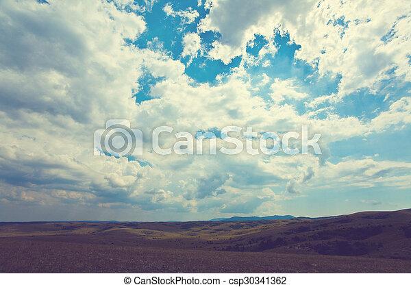 nuages - csp30341362