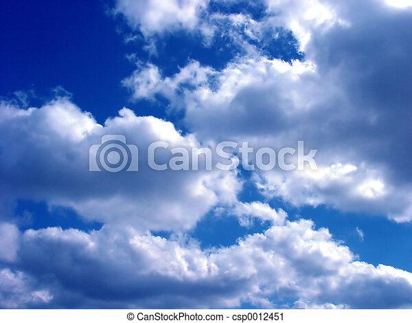 nuages - csp0012451