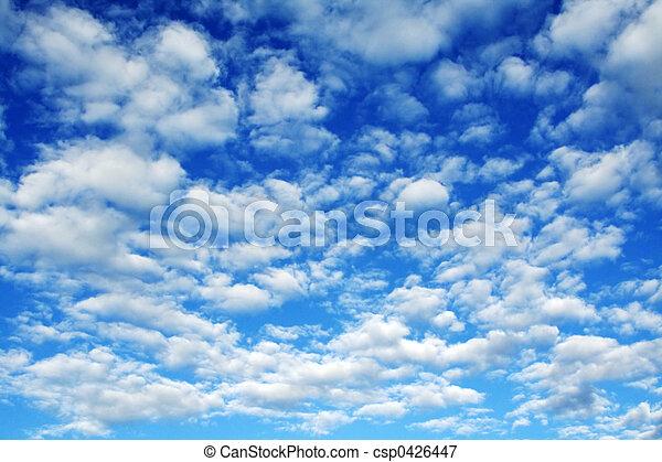 nuages - csp0426447