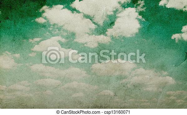 nuages - csp13160071