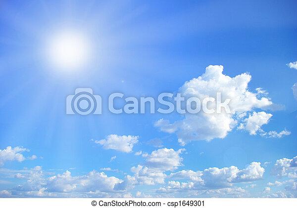 nuages - csp1649301