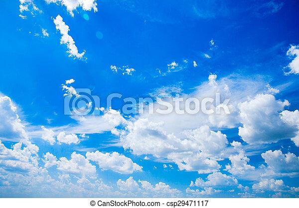 nuages - csp29471117